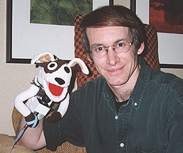 Rick Lyon and The Sock Puppet