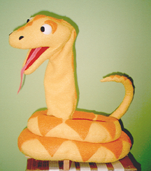 Snake by The Lyon Puppets